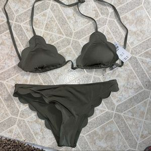 NWT Abercrombie and Fitch swimsuit medium